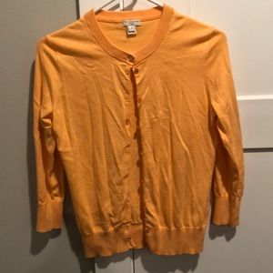 J. Crew The Clare Cardigan size S